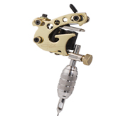 Zinc Alloy Tattoo Machine B677