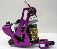 Zinc Alloy Tattoo Machine B996